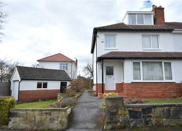 Thumbnail 4 bed semi-detached house for sale in Bracken Hill, Leeds, West Yorkshire