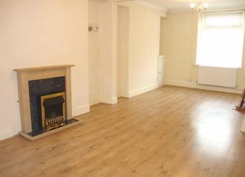 Thumbnail 3 bed terraced house to rent in Llanover Road, Pontypridd