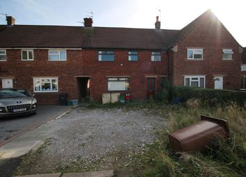 Thumbnail 3 bed terraced house for sale in Ash Grove, Winsford