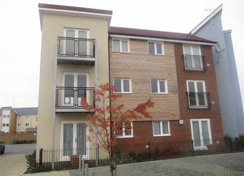 Thumbnail 2 bedroom flat to rent in Newport Road, Broughton, Milton Keynes