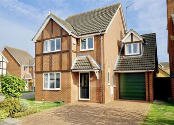 4 bed detached house for sale in Hatley Close, St. Neots PE19
