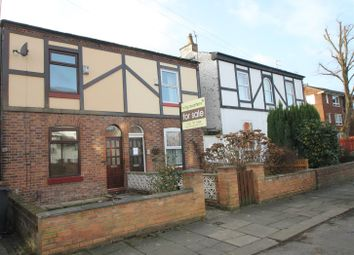 Thumbnail 2 bedroom semi-detached house for sale in Roberts Street, Eccles, Manchester