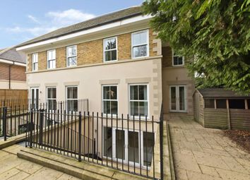 Thumbnail 5 bedroom detached house to rent in Brooklands Road, Weybridge