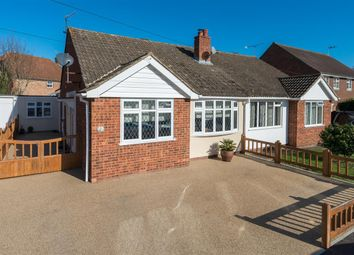 Brooklands Close, Fordwich, Canterbury CT2. 2 bed bungalow for sale