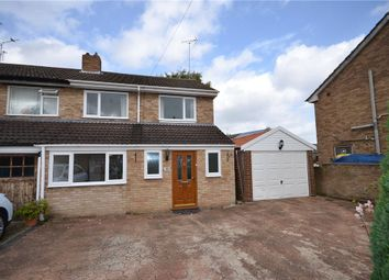 Thumbnail 3 bed end terrace house for sale in Foxley Close, Blackwater, Surrey