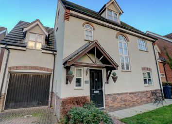 Thumbnail 4 bed detached house for sale in Farriers Way, Great Notley, Braintree