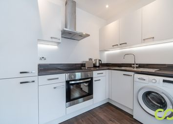 Thumbnail 1 bed flat to rent in Park Crescent, Luton