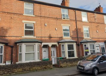 4 bed terraced house for sale in Wilford Crescent East, Nottingham NG2