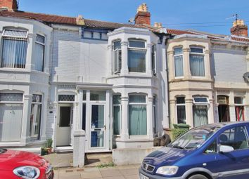 3 bed terraced house for sale in Paddington Road, Portsmouth PO2