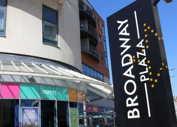 Thumbnail 2 bed flat to rent in The Blue Apartments, 19 Broadway Plaza, Birmingham