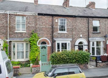 Thumbnail 2 bed terraced house to rent in Nunthorpe Road, York