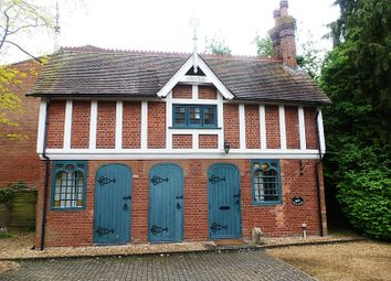 Thumbnail 1 bed detached house to rent in Cavendish Avenue, Cambridge