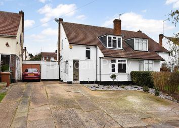 Thumbnail 3 bed semi-detached house for sale in Chauncy Avenue, Potters Bar