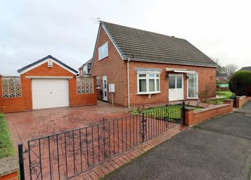 Thumbnail 2 bed bungalow for sale in Pollards Drive, Bishop Auckland