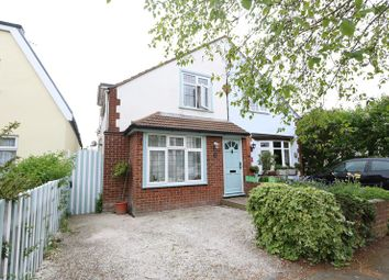 Thumbnail 3 bed semi-detached house for sale in Elm Road, Benfleet