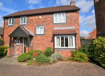 Thumbnail 4 bed detached house to rent in Sorrel Road, Hamilton, Leicester