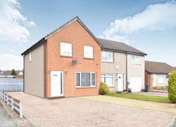 Thumbnail 3 bedroom semi-detached house for sale in Park Place, Livingston