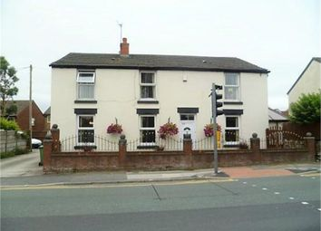 Thumbnail 5 bed detached house for sale in Warrington Road, Rainhill, Prescot, Merseyside