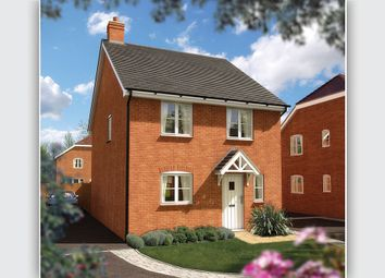 "Thumbnail 4 bedroom detached house for sale in ""The Salisbury"" at Cutforth Way, Romsey"