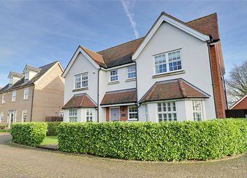 5 bed detached house for sale in Matching Road, Hatfield Heath, Bishop's Stortford, Herts CM22