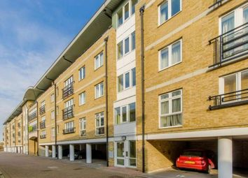 Thumbnail 1 bed flat to rent in Locksons Close, Locksons Close