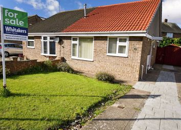 2 bed semi-detached bungalow for sale in Burbage Avenue, Hull HU8