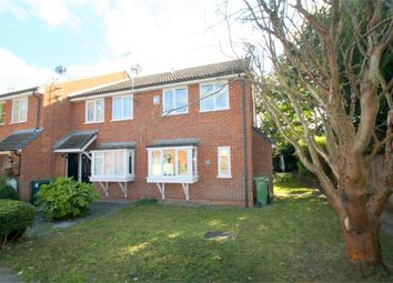Thumbnail 1 bed end terrace house for sale in Bramley Close, Staines-Upon-Thames, Surrey