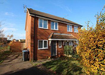 Thumbnail 2 bed semi-detached house for sale in Scopes Road, Grange Farm, Kesgrave, Ipswich