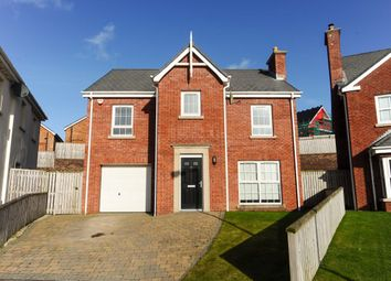 Thumbnail 4 bedroom detached house for sale in Millreagh Avenue, Dundonald, Belfast
