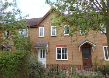 Thumbnail 3 bed terraced house for sale in Great Portway, Great Denham, Bedford, Bedfordshire