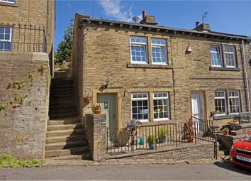 Thumbnail 2 bed cottage for sale in Apple House Terrace, Luddenden, Halifax