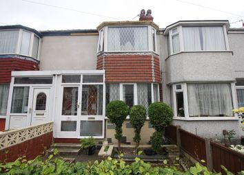 Thumbnail 3 bed terraced house for sale in Collyhurst Avenue, Blackpool