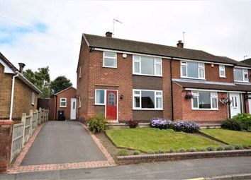 Thumbnail 3 bed semi-detached house for sale in Pine Close, Ripley