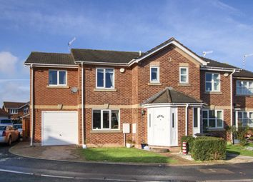Thumbnail 4 bed end terrace house for sale in Heron Gardens, Portishead, North Somerset