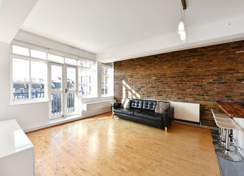 Thumbnail 1 bed flat to rent in Principle Square, London