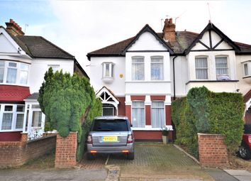 Thumbnail 4 bed semi-detached house for sale in Scarle Road, Alperton / Wembley