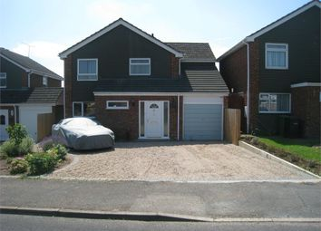Thumbnail 4 bed detached house for sale in Whinham Avenue, Broughton Astley, Leicester