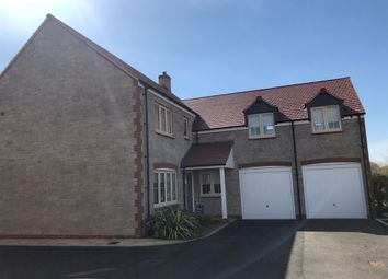 Muntjac Road, Langford, North Somerset BS40. 5 bed detached house
