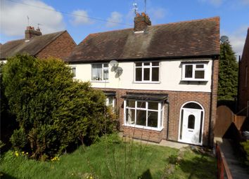 Thumbnail 3 bed semi-detached house for sale in Hands Road, Heanor, Derbyshire