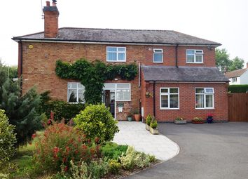 Thumbnail 4 bed detached house for sale in Station Road, Elmsthorpe, Leicestershire