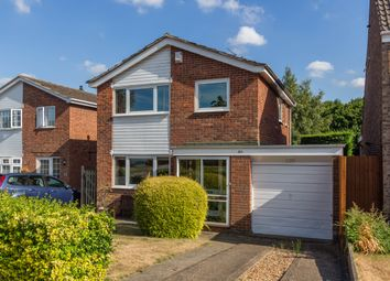 Thumbnail 3 bed detached house for sale in Fallowfield, Wellingborough