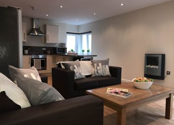 Thumbnail 6 bed shared accommodation to rent in Bedroom 4, 7 Anolha House (18/19), Stepney Lane, Newcastle-Upon-Tyne