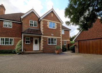 Thumbnail 5 bed detached house for sale in Burton Drive, Guildford