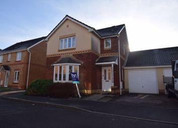 Thumbnail 3 bed detached house for sale in 15 Clos Henblas, Bridgend