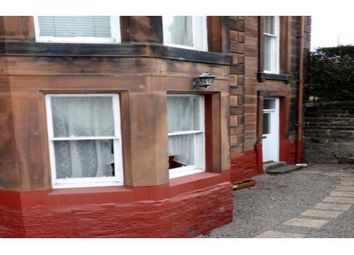 Thumbnail 2 bed flat to rent in Victoria Terrace, Dumfries