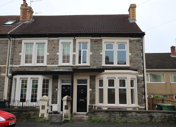 Thumbnail End terrace house for sale in Soundwell Road, Bristol