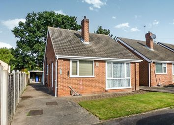 Thumbnail 2 bedroom detached bungalow for sale in Carisbrooke Gardens, Littleover, Derby