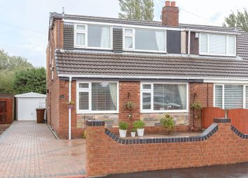 Thumbnail 3 bed semi-detached house for sale in Simpkin Street, Abram, Wigan