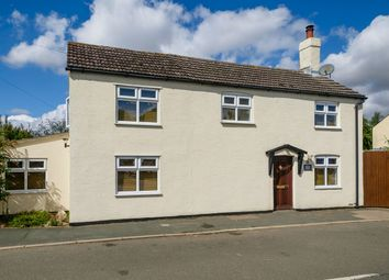 Thumbnail 3 bed detached house for sale in Station Road, Catworth, Huntingdon