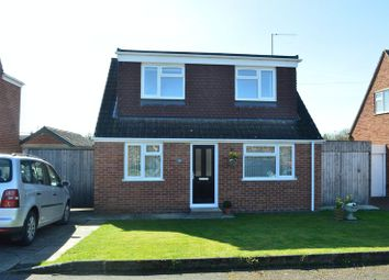 Thumbnail 4 bed detached house for sale in Chamwells Avenue, Longlevens, Gloucester